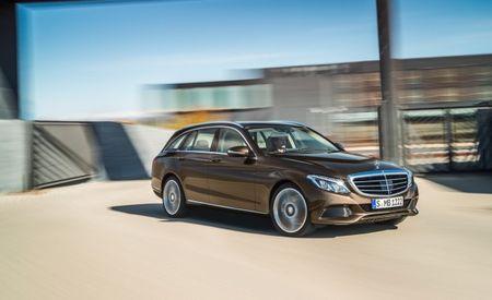 2015 Mercedes-Benz C-class Estate: Tastes Like Forbidden Produce