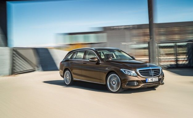 2015 Mercedes-Benz C-class Estate: Tastes Like Forbidden Produce