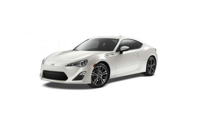 If You're Not FR-St, You're Last: Scion Tweaks FR-S Styling, Suspension for 2015