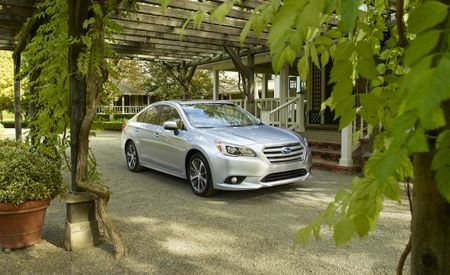 Legacy Costs: Subaru Announces Pricing for All-new 2015 Legacy