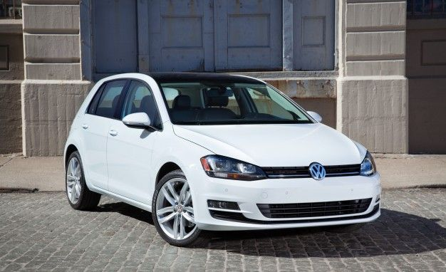 Cheaper Golf Outings: VW Releases Pricing for the 2015 Golf; Some Models Far Less Spendy