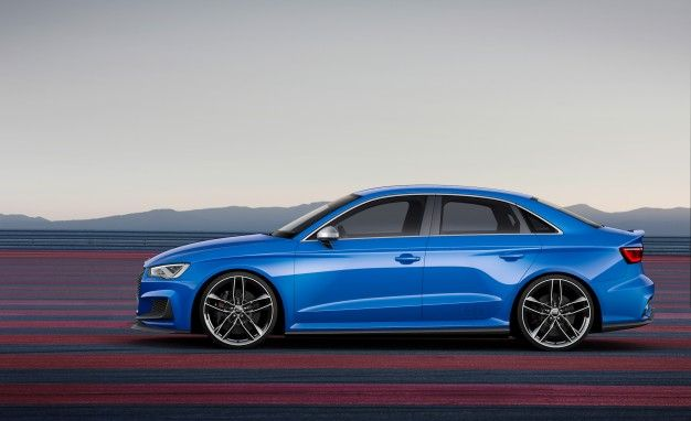 Faster Five: Audi Video Shows Off Wicked 525-hp A3 Clubsport Concept