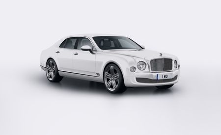 Oi! For England! Bentley Celebrates Anniversary With UK-Only Mulsanne 95