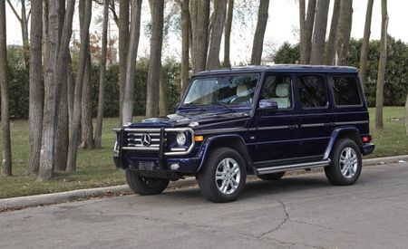 Mercedes to Overhaul G-Wagen for First Time in More Than 35 Years