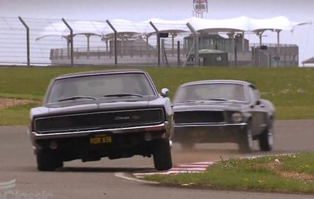 "Schifrin Free: Brits Recreate ""Bullitt"" Chase at Silverstone, Sorta [Video]"