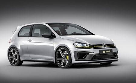 Why Stop at 395 Horsepower? VW Hints Golf R400 Likely Will Pack More than 400 (!) Ponies