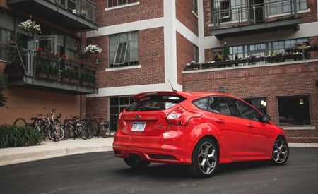 2014 Ford Focus ST Long-Term Logbook: Give Us a (Lower) Rake