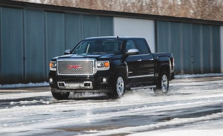 Smooth Touch: GMC Makes Adaptive Dampers Standard on 2015 Sierra 1500 Denali