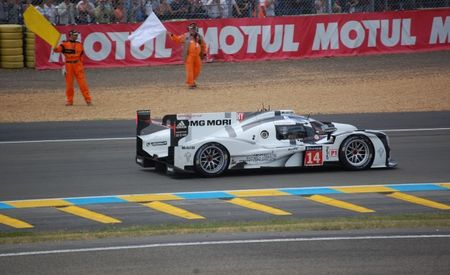 From Gladiators to Astronauts: Behind the Scenes with Porsche at the 2014 24 Hours of Le Mans [w/ Gallery]
