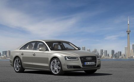 A8er Is Great(er): Audi Announces Pricing for the 2015 A8; Prices Start at $78,325