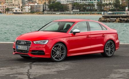 2015 Audi S3, A3 Cabriolet, and A3 Sedan U.S. Pricing