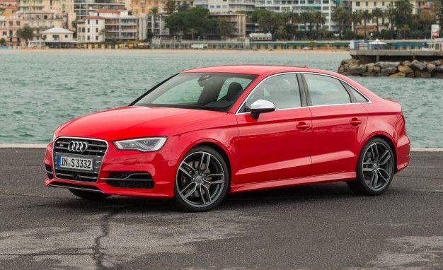 2015 Audi S3, A3 Cabriolet, and A3 Sedan U.S. Pricing