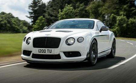 Race-Inspired Bentley GT3-R Is the Quickest, Most Expensive Continental GT Ever