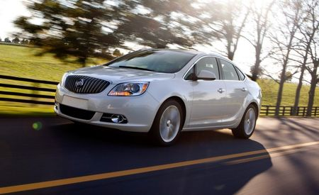 Now You're Getting Hotter: 2015 Buick Verano Offers 4G LTE Wi-Fi Hotspot as Standard