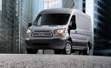 Van Up! Ford Announces All-new Transit Van's Output and Fuel Economy