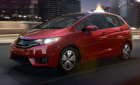 Find Your Perfect Fit: 2015 Honda Fit Configurator Now a Thing