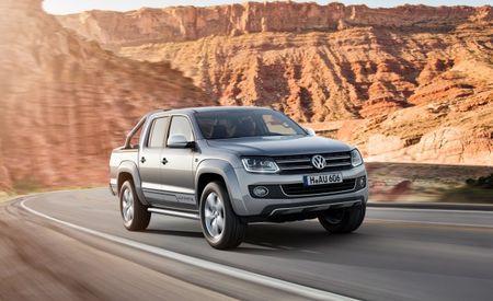 Volkswagen Amarok Ultimate Proves Cushy Trucks Aren't Just for America