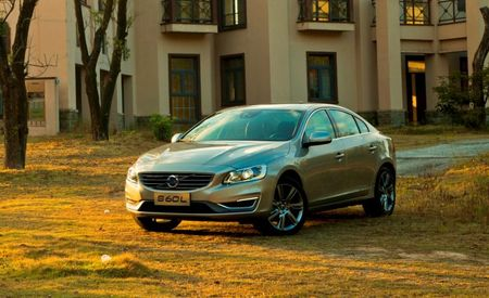 Chinese Takeout: Volvo May Start Importing China-built S60L to the U.S. by Late 2015