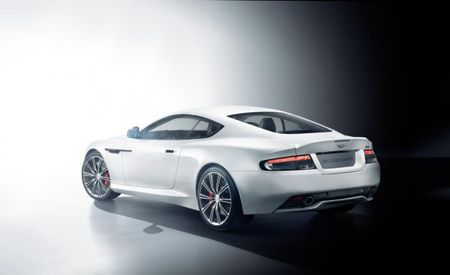 First Aston Martin on All-New Architecture Will Be DB9 Replacement