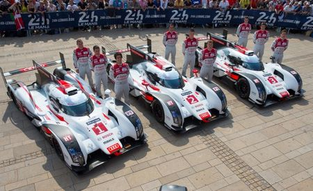 Get Amped With Our 24 Heures Du Mans Pre-Race Mega Photo Gallery!