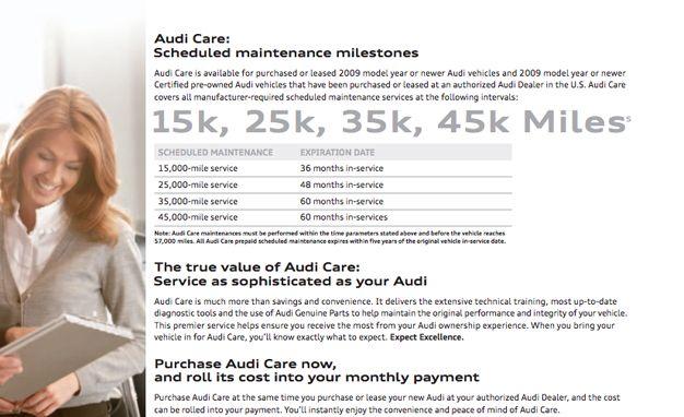 Audi S Quattro LongTerm Logbook Service Costs News Car - Audi maintenance schedule