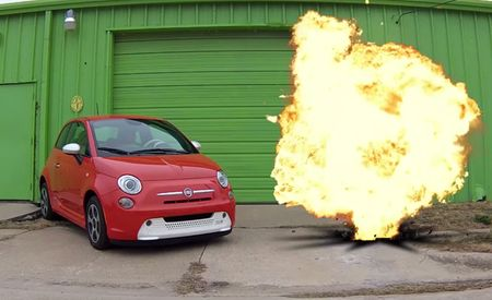 Watch Fiat Open a Big Ol' Box of Meme-Like Substances in New Ad