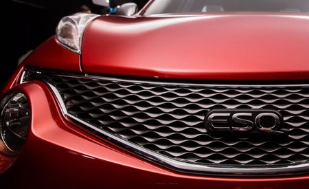 Infiniti's New ESQ Crossover for China Is Very Nissan Juke–ESQ