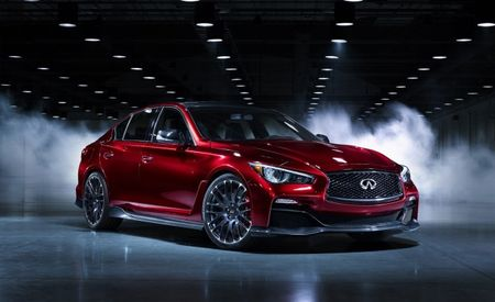 GT-R-Powered Infiniti Q50 Eau Rouge Could Cost $100K, Be Hand-Built
