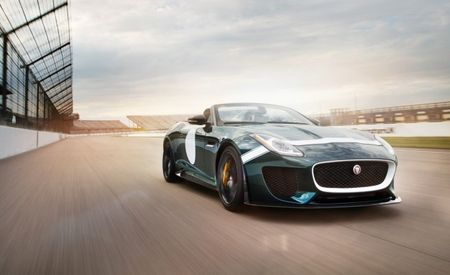 All of the Hell Yes: Jaguar's Wicked F-type Project 7 Confirmed, Will Be Its Fastest Street Car Ever