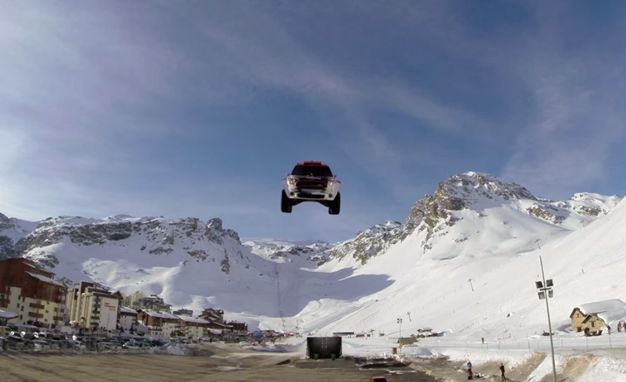 GoPro Releases High-Def Footage of World-Record Mini Jump/Crash