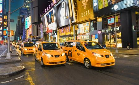 All is Fare in NYC: Nissan NV200 Taxi Gets Green Light
