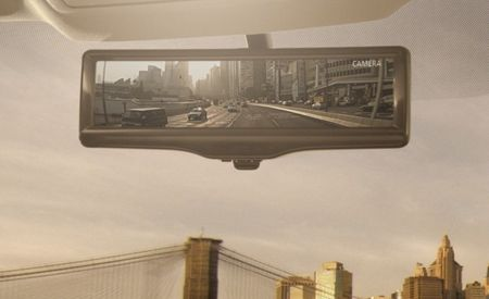 "Hey Smart Lookin': We Sample Nissan's ""Smart"" Rearview Mirror Technology"