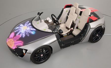 Toyota's Incredible Reskinnable Electric Kid Car Is Back, Awesome as Ever