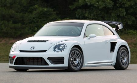 Volkswagen Beetle GRC: 544 hp, 0–60 in 2.1 Seconds, No Flower Vase