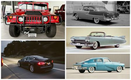 America's 17 Most-American Cars Made In America By Americans For Americans Who Love America