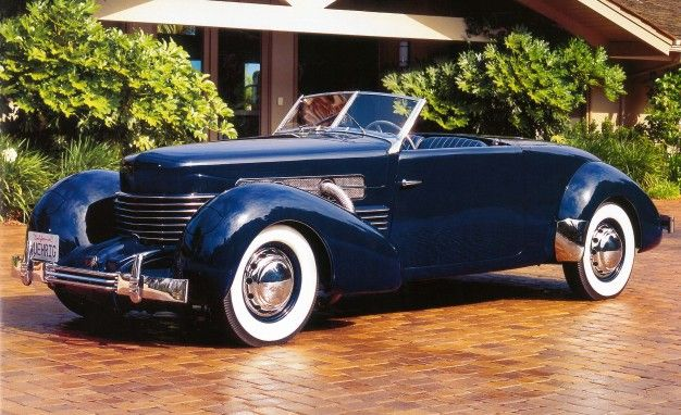 A Brief History of the Cord Automobile: The Coolest Car You Never Knew Existed