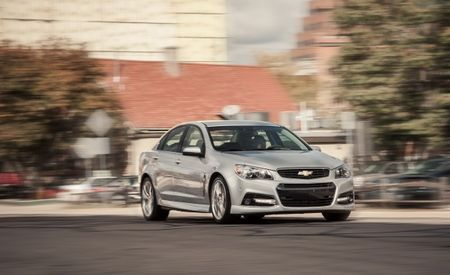 Confirmed: 2015 Chevrolet SS Sedan Gets No-Cost Manual Gearbox, Magnetic Ride Control, More Colors