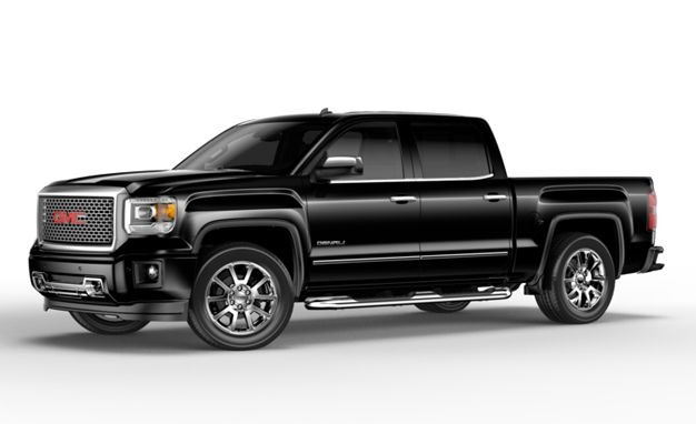 How We D Spec It The Perfect Gmc Sierra 1500 Denali
