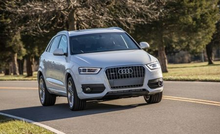 Just Released: Audi Prices New Q3 Compact Crossover