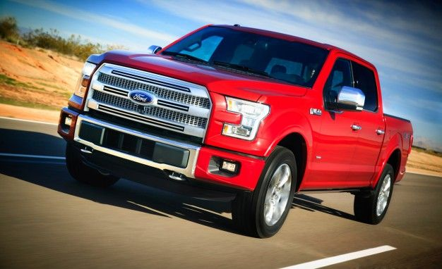 All-New 2015 Ford F-150 Pricing Goes Live, Starts at $26,615