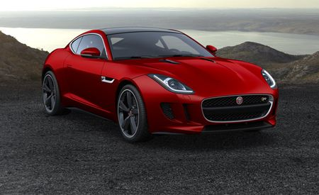 How We'd Spec It, Good to Be Bad Edition: 2015 Jaguar F-type R Coupe