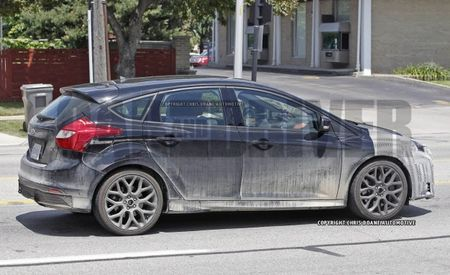 RS'd to Kill: More Details Emerge on Extra-Hot Ford Focus RS