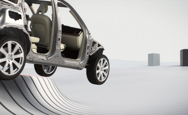 """Safety Swede: 2016 Volvo XC90 to Debut with Two """"World First"""" Safety Technologies"""