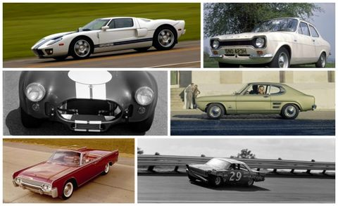 Ford Tastic S Top 20 Cars Of All Time Part I