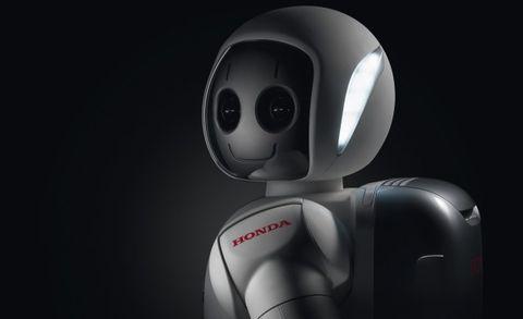 Honda Debuts Latest ASIMO Humanoid Robot, Machine Takeover Imminent