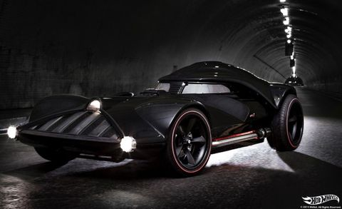 The Darth Car 12 Things You Need To Know About Hot Wheels Life