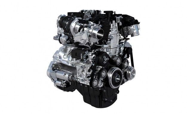 """Jaguar Land Rover Details New, Scalable Turbocharged """"Ingenium"""" Engine Family"""