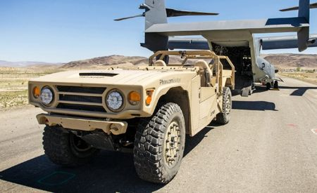 Phantom Menace: Boeing Solves Its Own Cargo Problem with a New-Age Jeep
