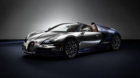 Bugatti Veyron Legends Ettore Bugatti Debuts For 3 14 Million