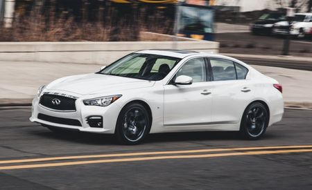 Oh Thank Hydraulic! Infiniti Q50S to Get G37-Derived Steering System for 2016